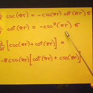Taking the Integral of Cosecant