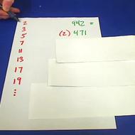 Determining Prime Factorization
