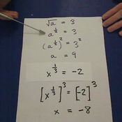 Solving Root Equations
