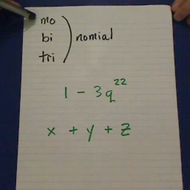 Types of Polynomials