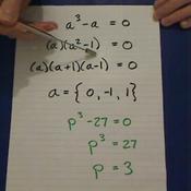 Roots of Polynomial Factors