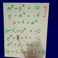 Nonlinear Simultaneous Equations with Three or More Solutions