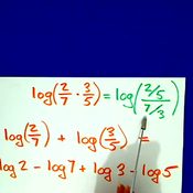 Applying the Product Quotient and Power Rules