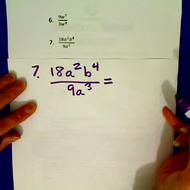 Practice Simplifying Algebraic Fractions