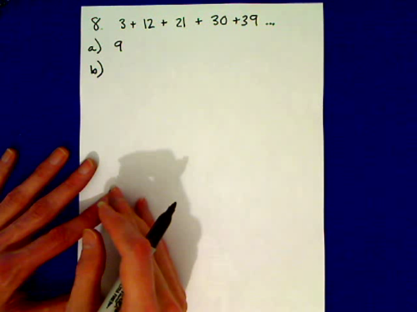 Practicing Arithmetic Series and Sequences