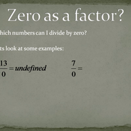 The Multiple Zero