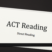 ACT Reading:  Direct Question Type