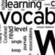 Vocab Word Association