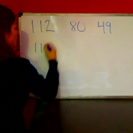 Comparing Three Digit Numbers