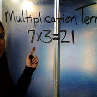Multiplication Terms