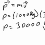 Defining Momentum Mathematically