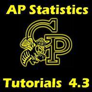 AP Statistics Ch 4.3.3 - Combinations