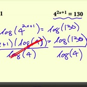 Solving Exponential Equations with Logarithms