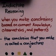 3-2 Inductive Reasoning (Geometry: Due Thursday 10/9)