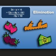 Lesson 2-3 Solving Systems Using Elimination