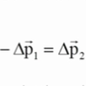 Conservation of Momentum Defined Mathematically