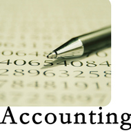 """Introductory Accounting Information"" icon"