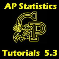 AP Statistics Ch 5.2.3 - Computing Binomial Probabilities - Tables