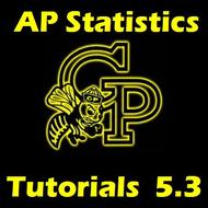 AP Statistics Ch 5.3.1 - Graphing a Binomial Distribution