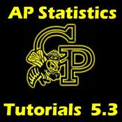 AP Statistics Ch 5.3.2 -  Mean and Standard Deviation for Binomial Distribution