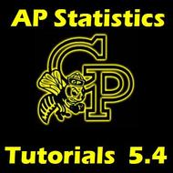 AP Statistics Ch 5.4 -- The Geometric Distribution