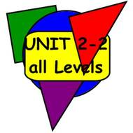 Unit 2-3 All Levels