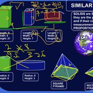 Determining the Similarity of Solids