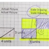 Computing Actual Areas from a Scale Drawing - 7.1 - Lesson 19