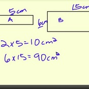 Scale Factor and Area of Similar Figures