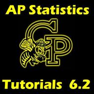 AP Statistics Ch. 6.2.2 - The Standard Normal Distribution