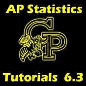 AP Statistics Ch 6.3.1 - Area Under Any Normal Curve