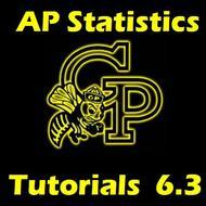 AP Statistics Ch 6.3.2 - Inverse Normal Distribution