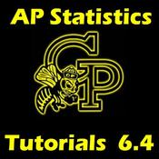 AP Statistics 6.4 -- Normal Approximation to Binomial Distribution