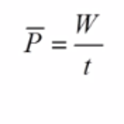 Power Defined Mathematically