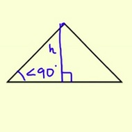 Triangle Height