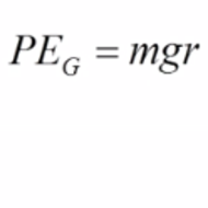 Gravitational Potential Energy Defined Mathematically