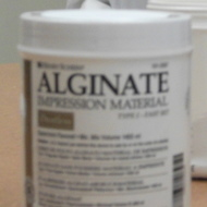 Mixing Alginate Properly and Improper Mixes
