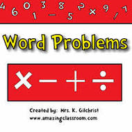 Classify Word Problems