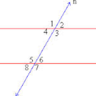 Angles Associated with Parallel Lines - 8.2 - Lesson 12