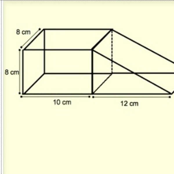 Finding the Volume of Odd Solids with Composite Figures