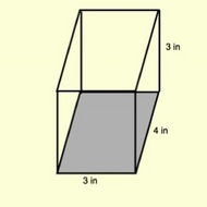 Calculating the Volume of Rectangular Prisms.