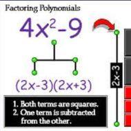 3-6 Factoring Binomials (due by midnight on SUN 12/1)