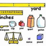 Pre-Algebra Lesson 5-5: Using Customary Units of Measurement