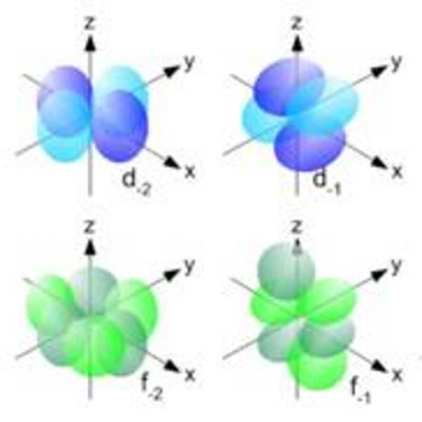 Paired and Unpaired Electrons