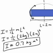 Practice w/ Rotational Inertia