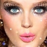 How to do Christmas make up