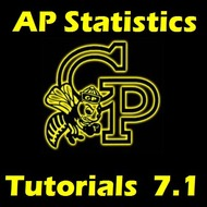 AP Statistics Ch 7.1  Sampling Distributions
