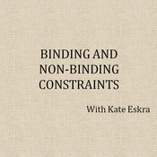 Binding Non Binding Constraints Tutorial Sophia Learning