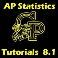AP Statistics Ch 8.1.1 - Estimating Mean when Sigma is Known