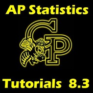AP Statistics Ch 8-3 - Estimating p in the Binomial Distribution
